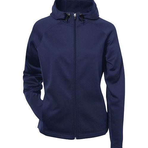 ATC PTech Fleece Hooded Ladies Jacket