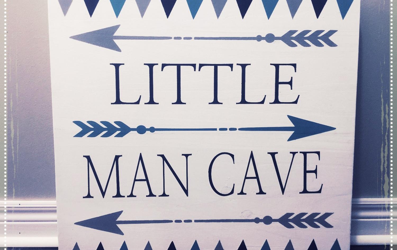 Little Man Cave.