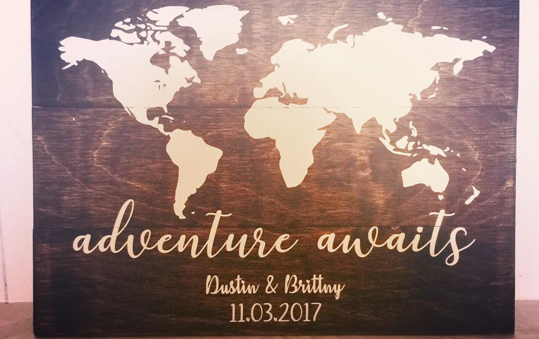 Adventure Awaits.