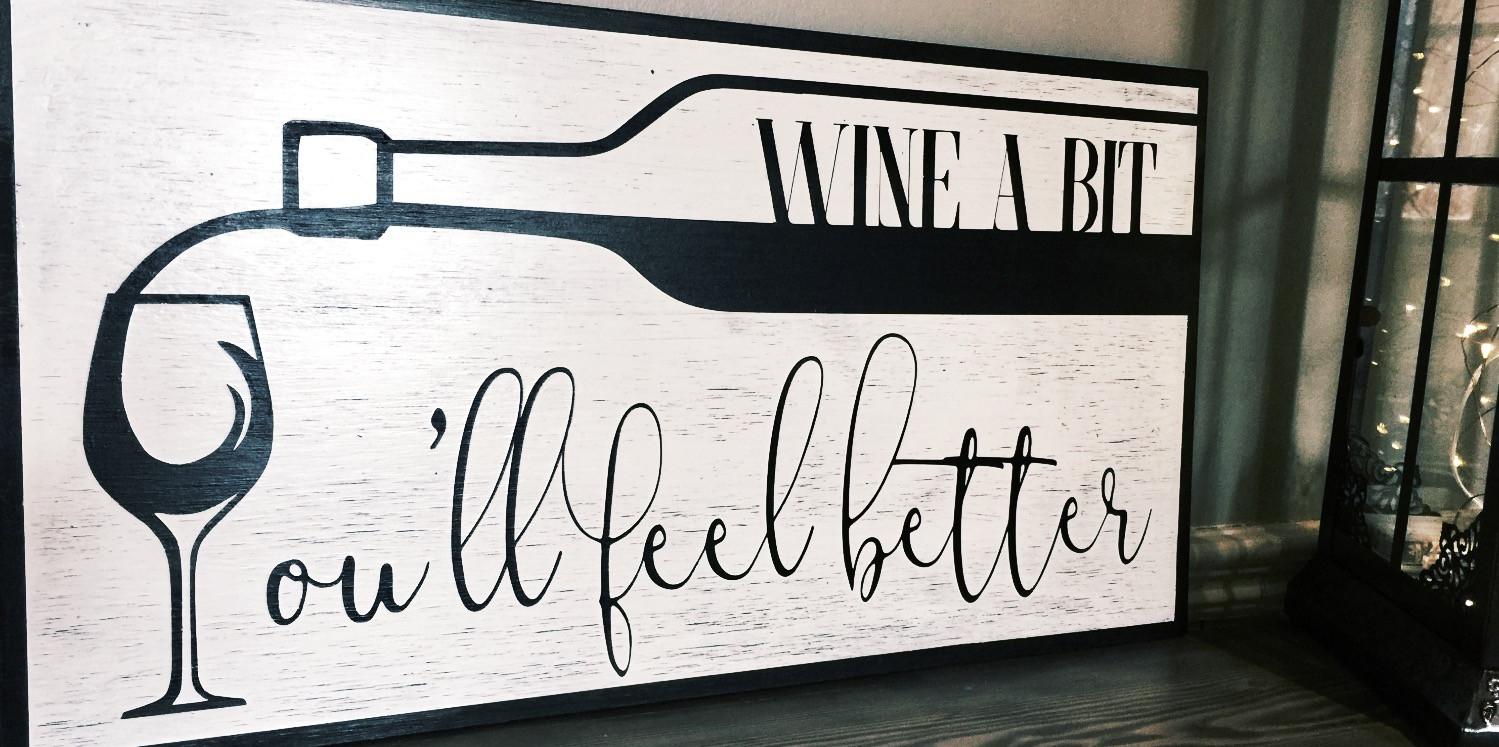 Wine A Bit.