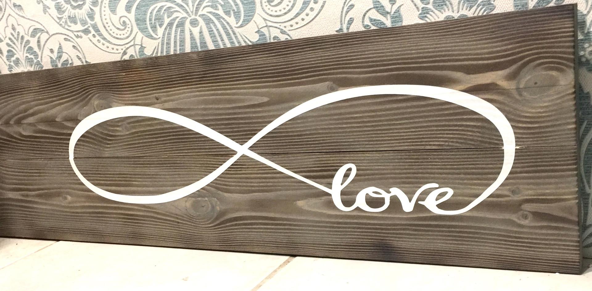 Infinity Love.