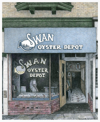 Swan Oyster House