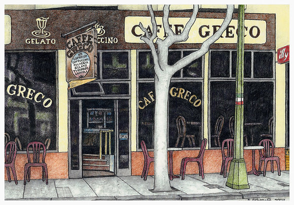 Cafe Greco