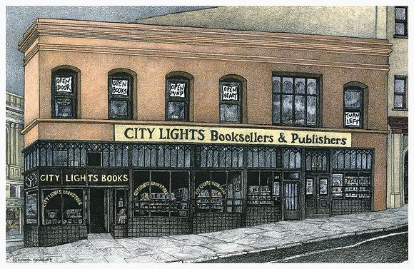 City Lights Book Store