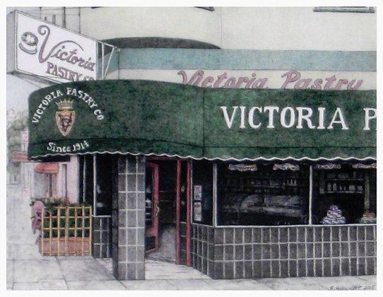 Victoria Pastry