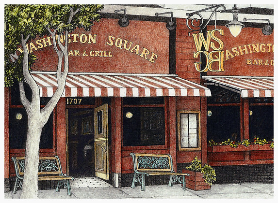 Washington Square  Bar &Grill