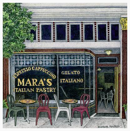 Mara's