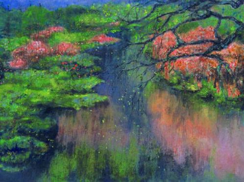 Magical Heian Garden