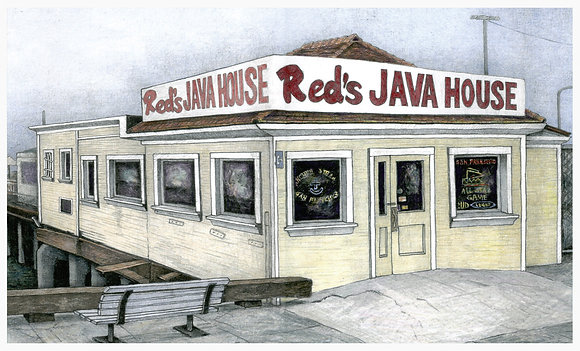 Reds Java House