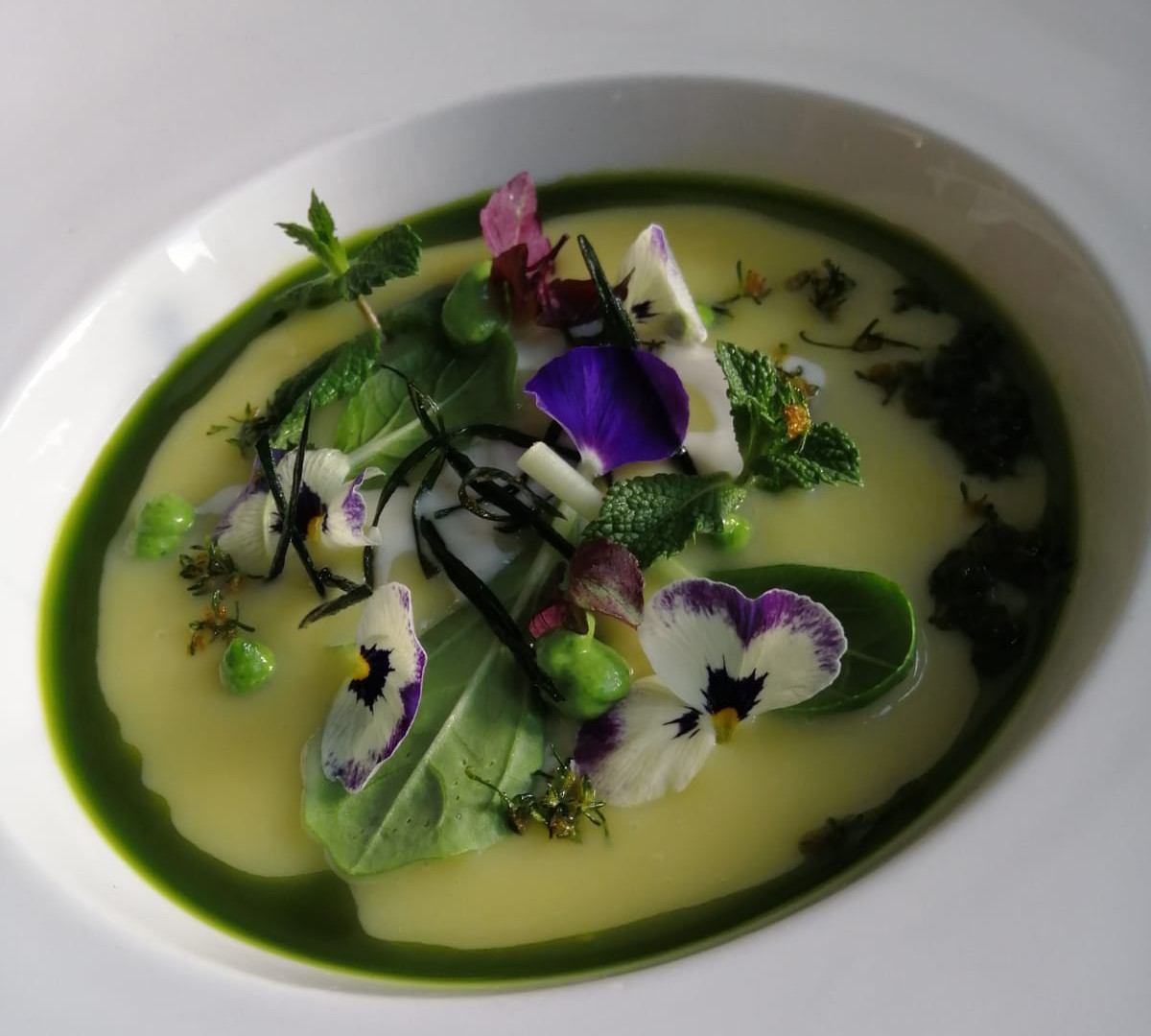 leek and potato vichyssoise