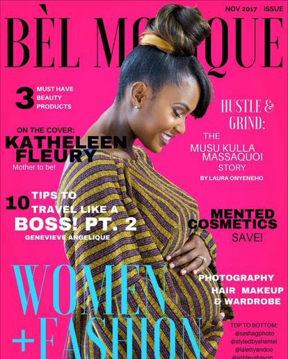 Bel Monique Magazine