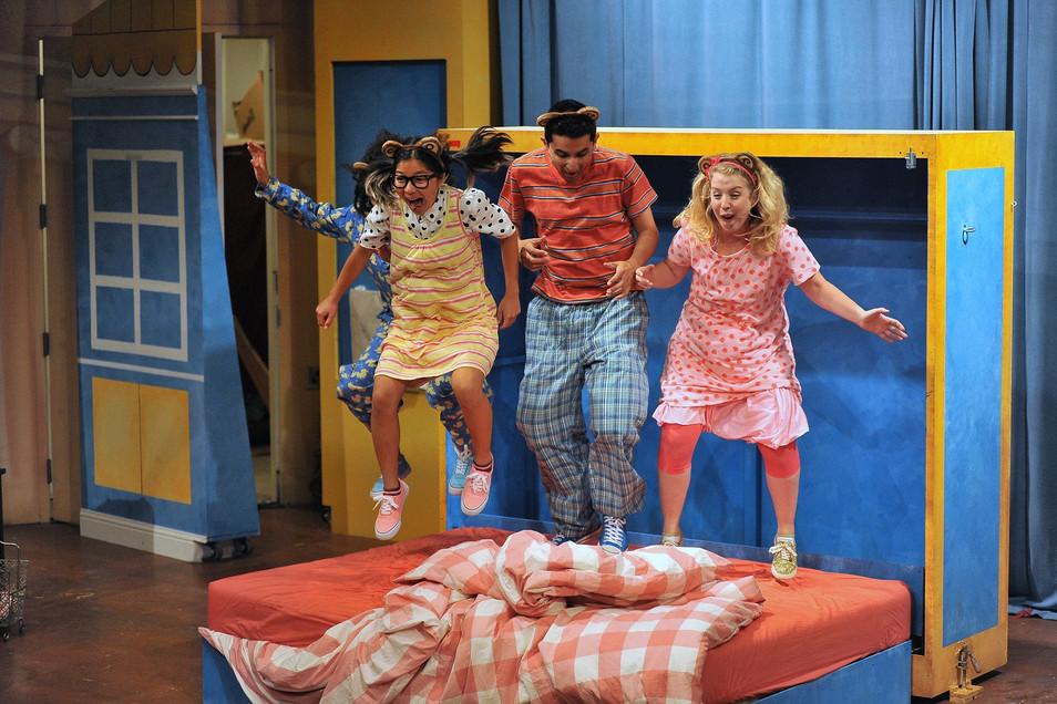 Five Little Monkeys - Bay Area Children's Theatre