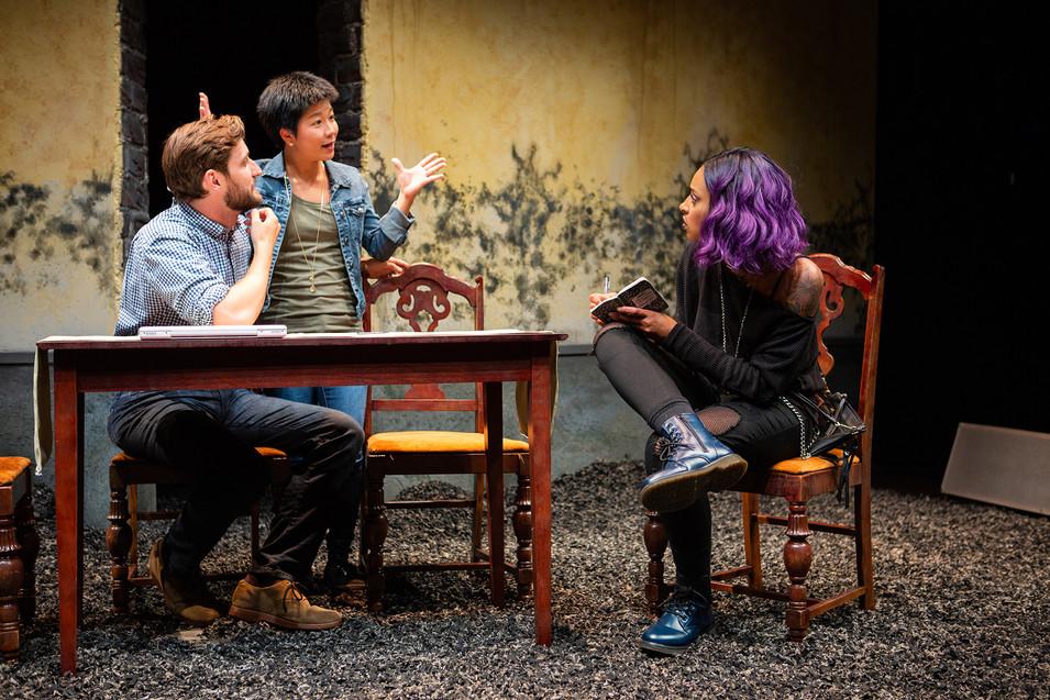 In Braunau - SF Playhouse Sandbox Series