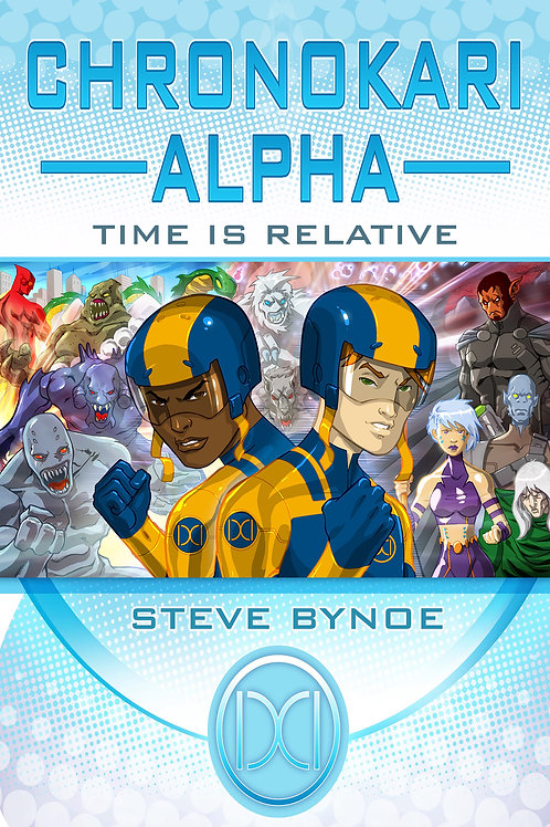 Chronokari Alpha: Time is Relative (Digital Edition)