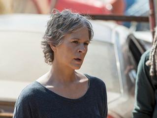 Melissa McBride Talks Carol and The Walking Dead Season Finale