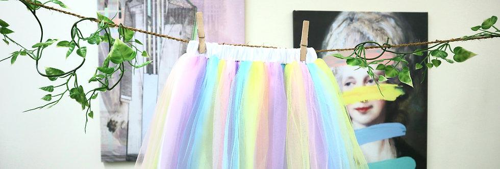 Little Movers Rainbow Skirt