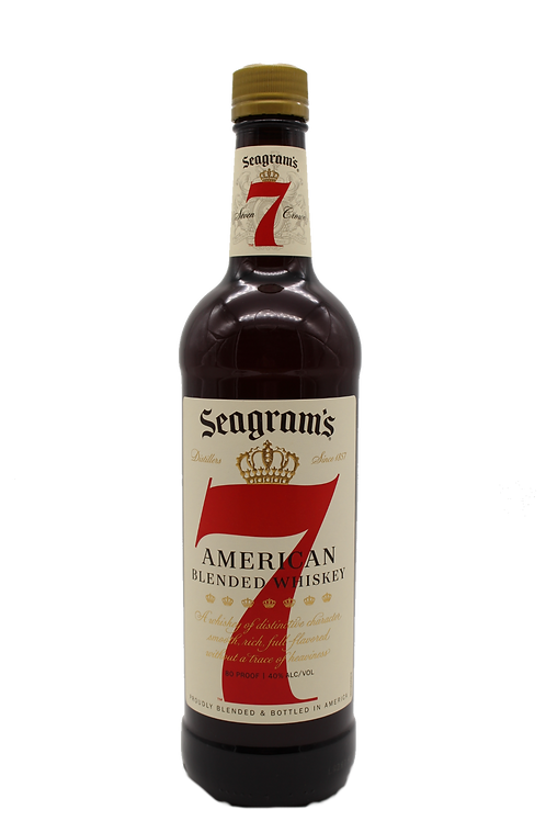 Seagrams 7 750ml