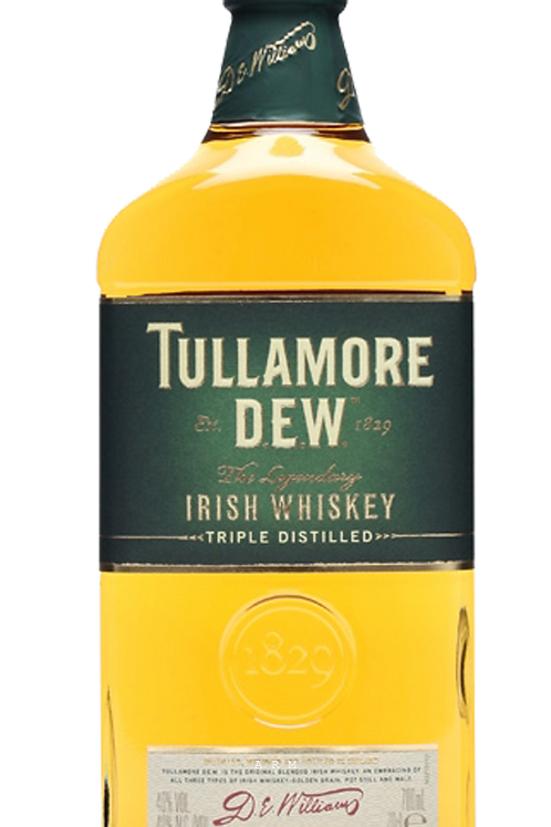 Tullamore Dew 750ml