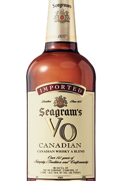 Seagrams VO 750ml