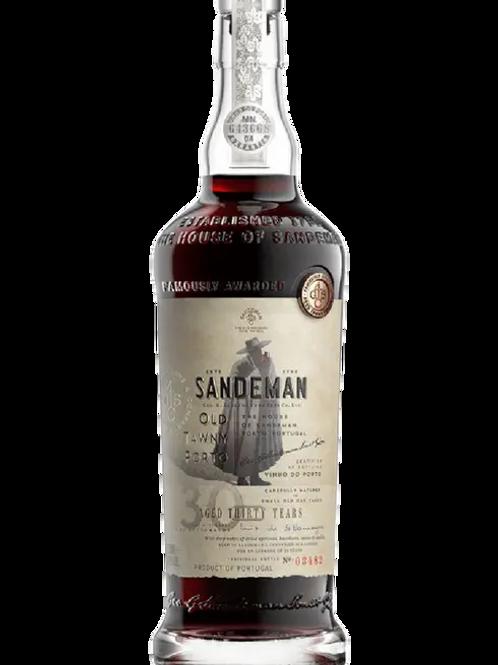 Sandeman 30 year