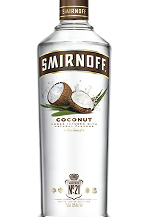 Smirnoff Coconut 750ml