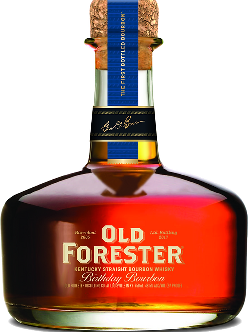 Old Forrester Birthday Edition 750ml