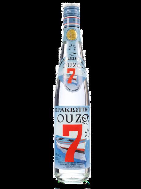 Thrace Ouzo #7