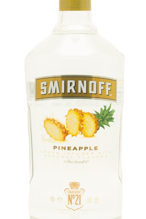 Smirnoff Pineapple 750ml