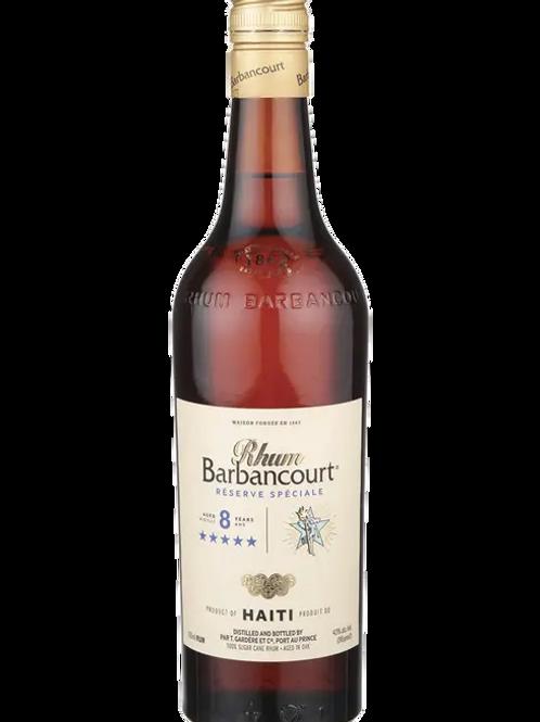 Barbancourt 5 star 750ml