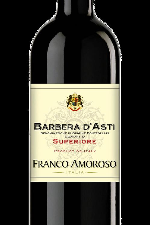 Franco Amoroso Barbera D'Asti