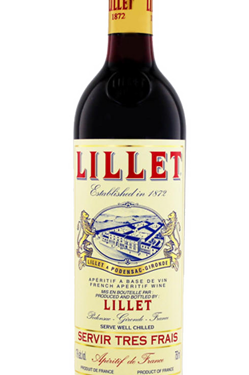 Lillet Red 750ml
