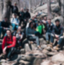 BRCC students hiking on Mt. Monadnock.jp