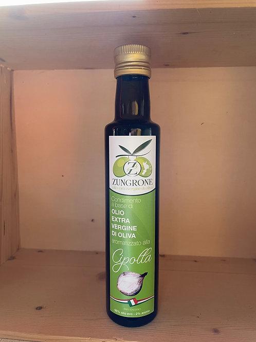 Kalabresiche Oliven Öl mit Zwiebeln Aroma 250 ml