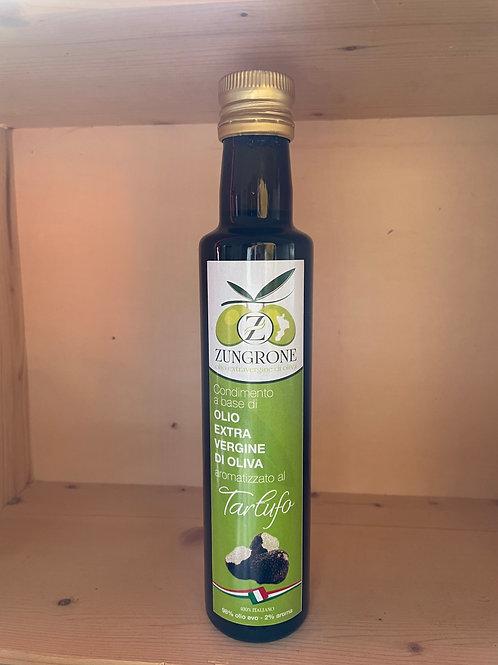 Kalabresiche Oliven Öl mit Trüffel Aroma 250 ml