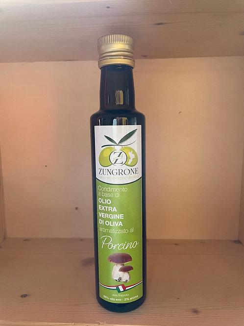Kalabresiche Oliven Öl mit Steinpilzen Aroma 250 ml