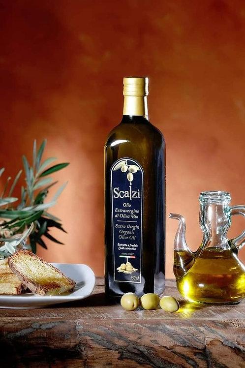 Kalabresiche Oliven Öl