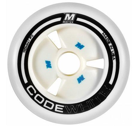 Matter Code White 110mm F0/88A