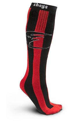 Chaya Socks Rojo y Negro