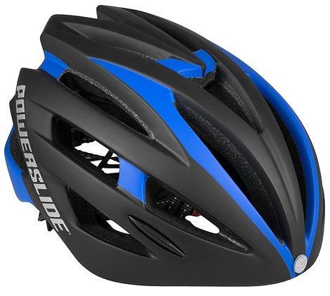 Powerslide Casco Race Attack Negro/Azul