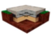 Фундамент для гаража из сэндвич-панелей с одной плоскостью армирования.jpg