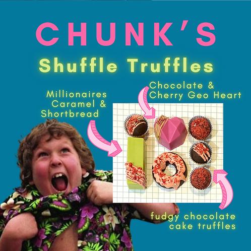 Chunk's Shuffle Truffles!