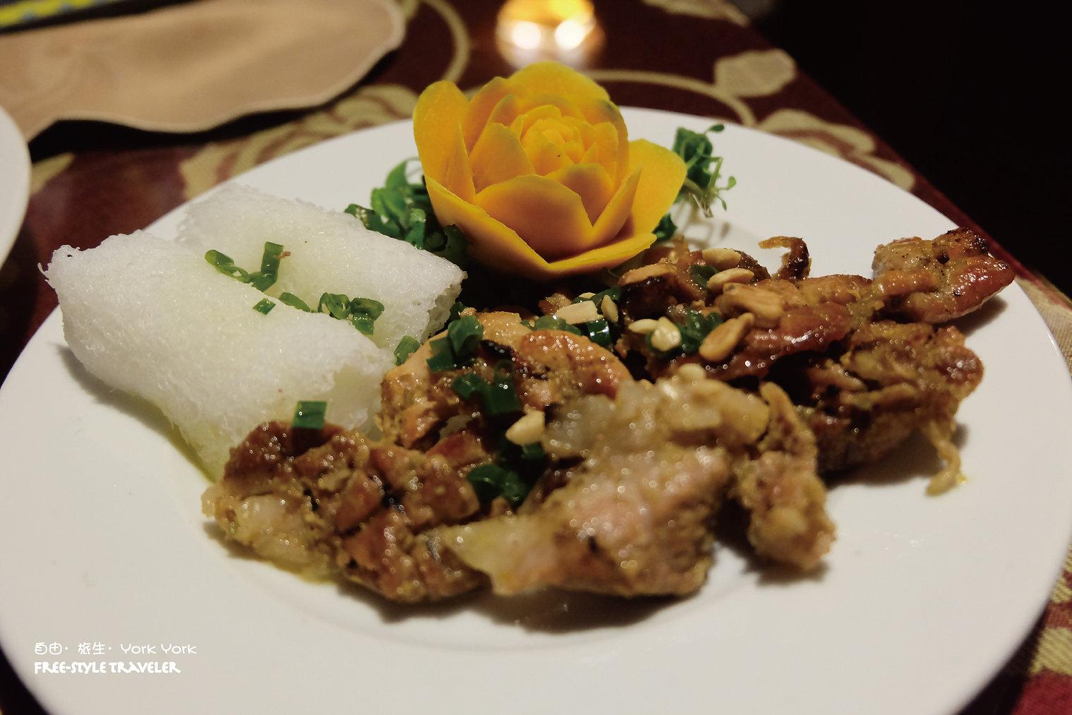 越南自由行:西貢河上餐廳@自由・旅生