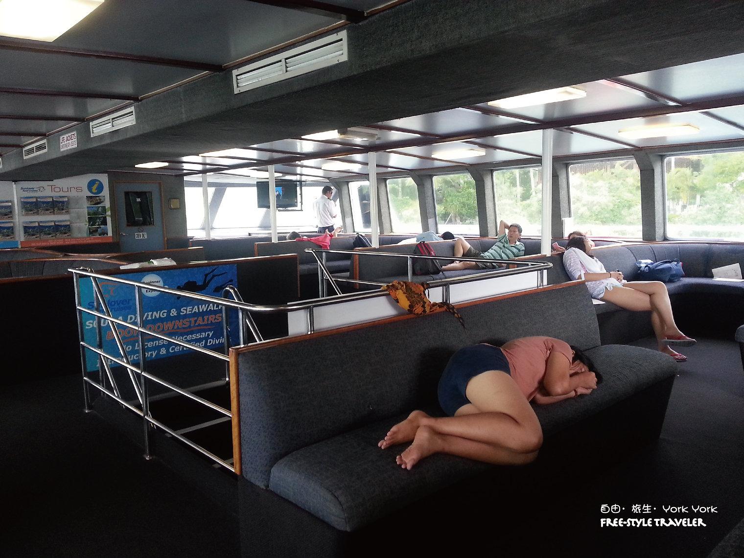 玩轉澳洲-開恩茲:出海大堡礁@自由・旅生
