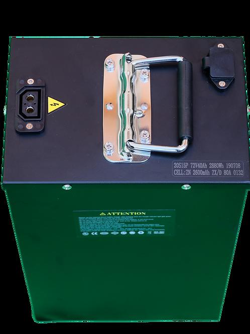 Ersatzbatterie Visp 2 60V 20 AH