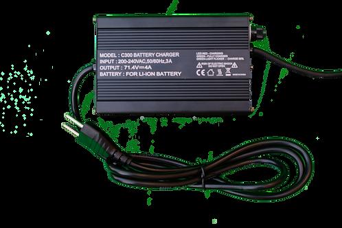 Chargeur 4 A pour les batteries de la Visp 2