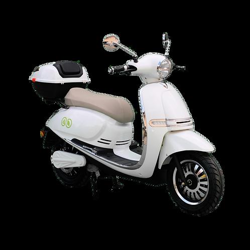 ABO. Green Power Community E-Scooter VISP 4 Blanc