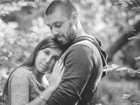 Séance Couple sur Bourges - Louise & Hugo