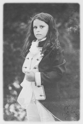 Portrait enfant  B&W