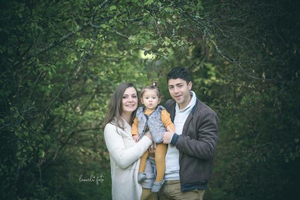 Portrait famille Bour