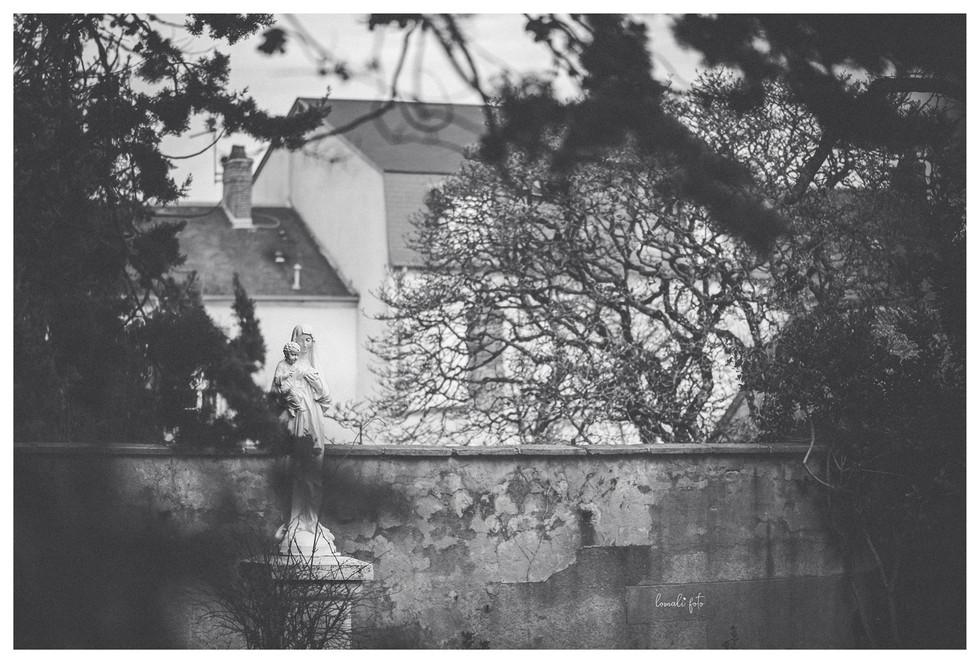 Jardin de la Vierge, Eglise du Sacré-Coeur, Bourges